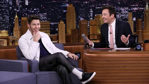 Nick Jonas opens up about his engagement with Priyanka on The Jimmy Fallon Show