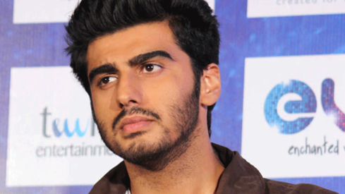 The internet spreads negativity fast: Arjun Kapoor on terrorism
