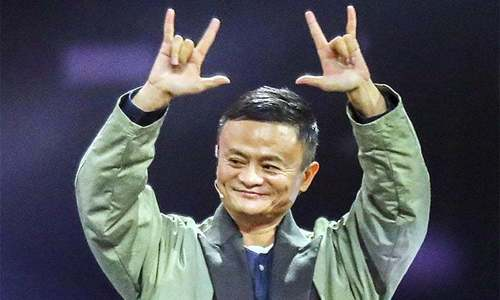 Alibaba's Jack Ma to step down as chairman in September 2019, will be succeeded by company's CEO