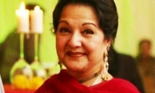 Condolences pour in for  Kulsoom Nawaz: 'The woman who stood like a rock in the face of dictatorship'