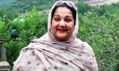 Begum Kulsoom Nawaz passes away in London after battle with cancer