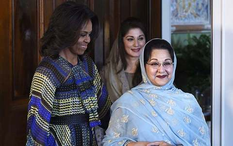Kulsoom Nawaz — A woman of substance