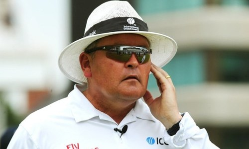 Erasmus to officiate in Pakistan-India Asia Cup clash