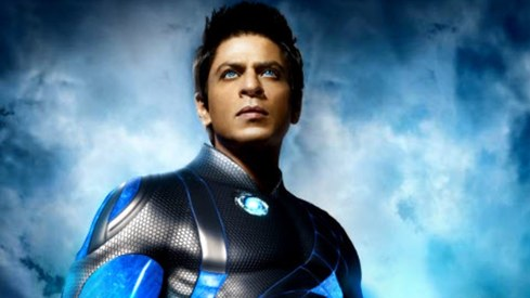Marvel might soon make Indian content and says SRK has to be in it