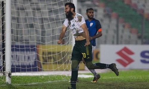 India ends Pakistan's fairy-tale run at SAFF Championship