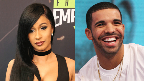 Cardi B and Drake lead American Music Awards with most nominations