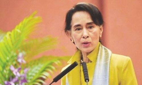 Reuters reporters in Myanmar not jailed because of journalism: Suu Kyi