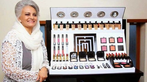 Masarrat Makeup is all set to participate in The Makeup Show held in Orlando this year