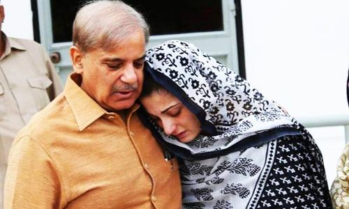Situationer: At Sharif home, an outpouring of sympathy