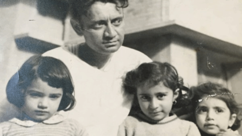 Manto's daughters will be heading to India for the release of their father's biopic