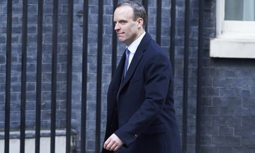 Britain and EU 'closing in' on Brexit agreement, says minister
