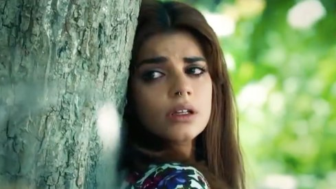 The teaser for Sanam Saeed and Mohib Mirza's Deedan looks intense