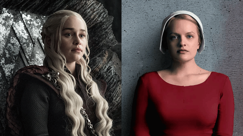 Game of Thrones and The Handmaid's Tale battle it out again at the Emmys
