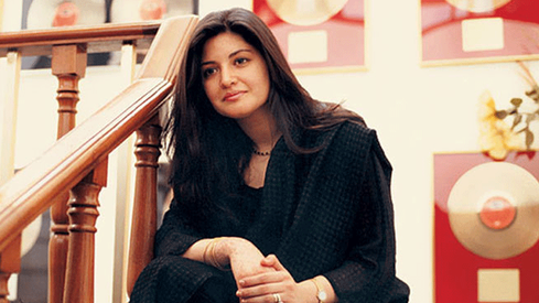Nazia Hassan's ex-husband is allegedly making a film on the pop star