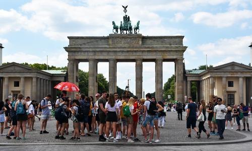 میری زندگی میں برلن کا باب