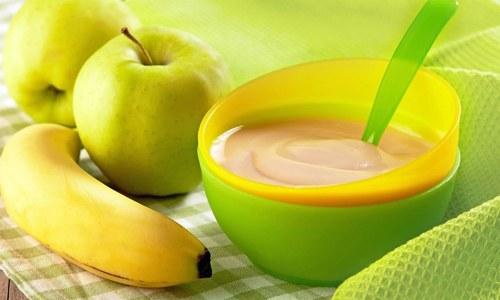 خون کی کمی میں مددگار سیب اور کیلے کا مشروب