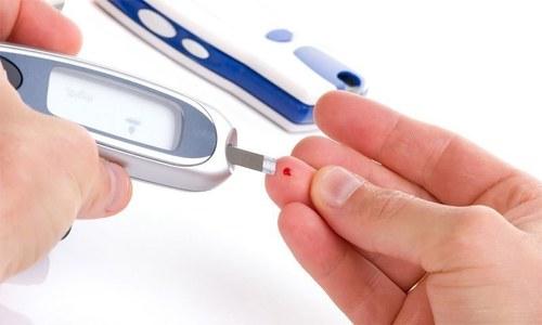 ذیابیطس کی پیچیدگیوں سے بچانے میں مددگار آسان ٹیسٹ