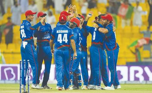 Afghanistan knock Lanka out of Asia Cup after upset win