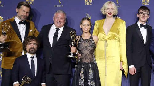 Game of Thrones bags best drama at this year's Emmys