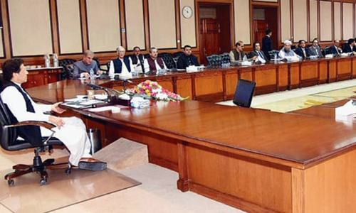 Cabinet approves proposed amendments to federal budget 2018-19