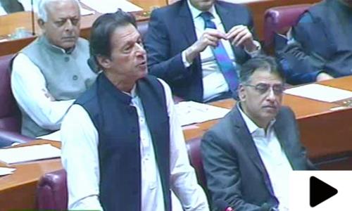 ملک میں پیدا ہونے والے بچوں کو شہریت کا حق ہے، عمران خان