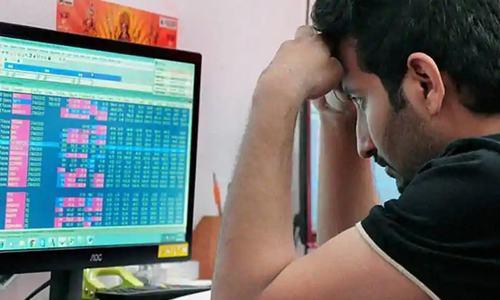 بھارت: سرمایہ کاروں کے کھربوں روپے ڈوب گئے، مارکیٹ میں شدید مندی