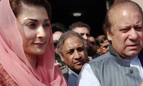 IHC order on pleas against Sharifs sentence likely today