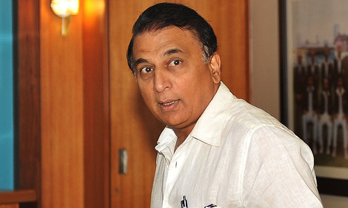 India's Gavaskar pessimistic ahead of Pakistan classic