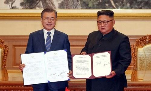 شمالی کوریا نے مرکزی میزائل ٹیسٹنگ اور لانچنگ سائٹ بند کرنے کا اعلان کردیا