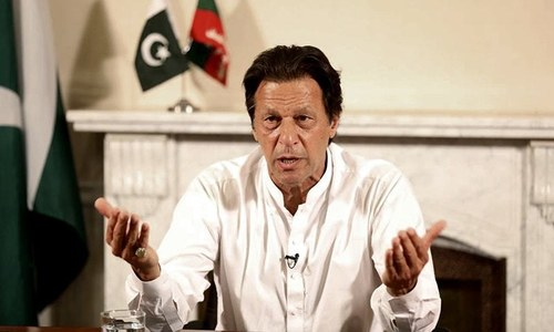 Does Imran Khan's election strategy mirror Donald Trump's?