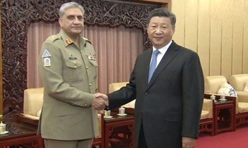 Pak Army shall ensure security of CPEC at all costs, Gen Bajwa tells President Xi Jinping