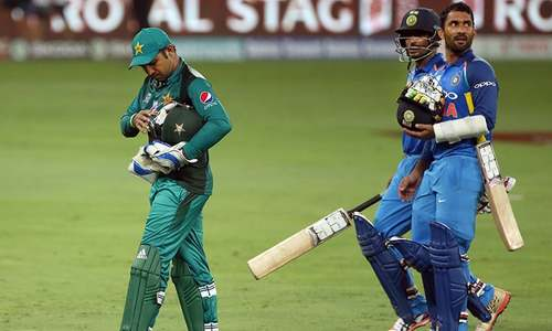 پاکستان کی بھارت کے خلاف بدترین شکست کا نیا ریکارڈ