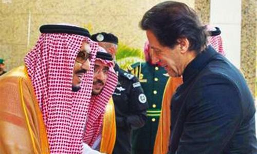 Pakistan, Saudi Arabia pledge to defeat terrorism