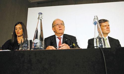 WADA's Helleland to vote against Russia reinstatement
