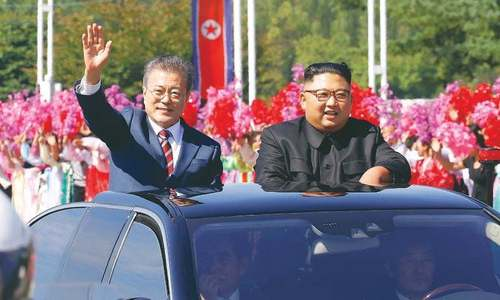 In North and South Korea, two views of summit