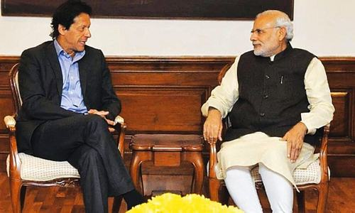 PM Khan writes to Modi 'in positive spirit' to resume talks, resolve all issues