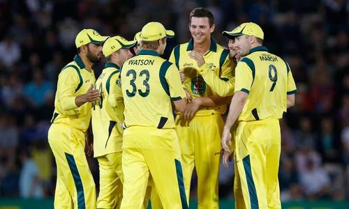Scandal-hit Australia vow 'hard but fair' series against Pakistan
