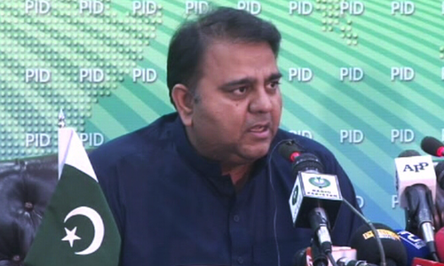 Saudi Arabia invited to become third strategic partner in CPEC: Fawad Chaudhry