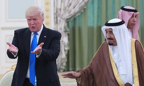 Trump tells OPEC to lower oil prices