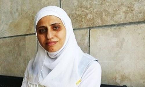 فلسطینی شاعرہ 2 ماہ بعد اسرائیلی جیل سے رہا