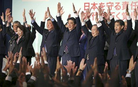 جاپان: شنزو آبے، وزیراعظم بننے کیلئے دوبارہ پارٹی صدر منتخب