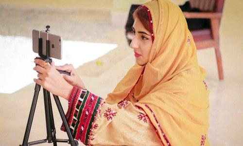 Meet Anita Jalil Baloch — Gwadar's first female vlogger