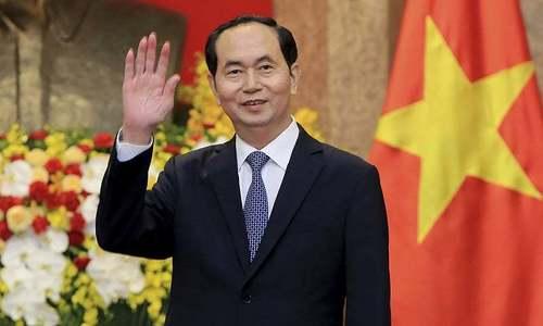 ویتنام کے صدر طویل علالت کے بعد وفات پاگئے