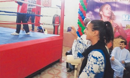 'The people here are happy and love life' — when the first Baloch female Olympian visits her roots in Lyari
