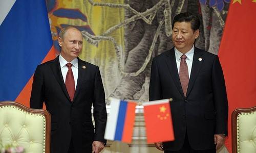 چین، روس نے امریکا کو پابندیوں پر سنگین نتائج سے خبردار کردیا