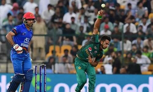 ضابطہ اخلاق کی خلاف ورزی، حسن علی، 2 افغان کھلاڑیوں پر جرمانہ