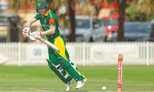 Smith, Warner make stunning return to grade cricket