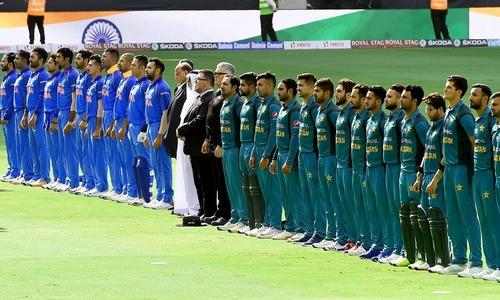 فائنل تک رسائی کیلئے پاکستان، بھارت آج مدمقابل ہوں گے