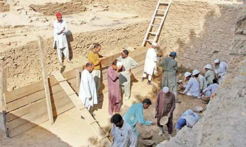 Archaeologists start research on culture of ancient Swat