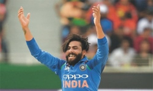 Jadeja, Sharma star as India decimate Bangladesh